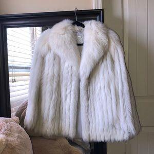 Authentic Saga Fox Fur Coat